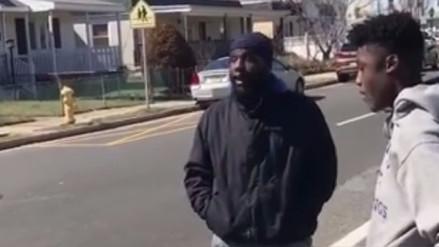 EE.UU.: Condecoran a joven por detener una pelea callejera entre adolescentes