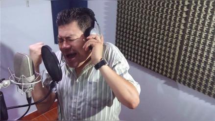 Ultimo Minuto: Fallece cantante Dilbert Alguilar