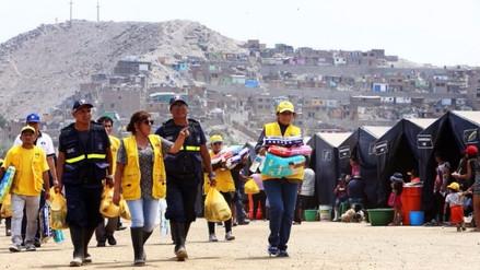 Municipalidad de Lima habilita 10 albergues para damnificados en Carapongo