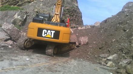 Nuevo derrumbe incomunica a Cajamarca con las ciudades de la costa