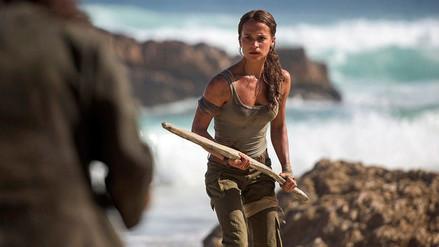 Liberan las primeras fotos oficiales de Tomb Raider