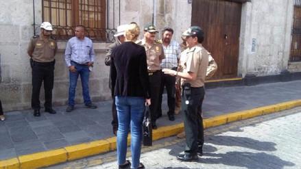 Coordinan medidas de seguridad para visita de Mario Vargas Llosa