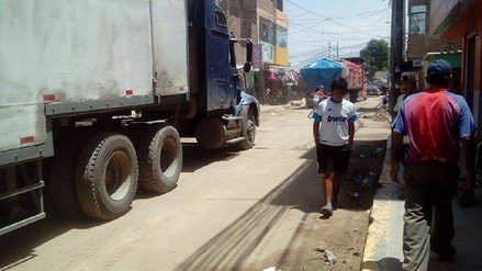 Virú: buscan vías alternas para agilizar tránsito pesado