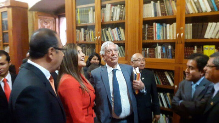 Mario Vargas Llosa dio mensaje de solidaridad a damnificados