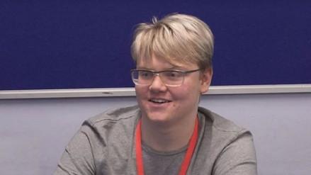 El estudiante británico de 17 años que corrigió un error de la NASA