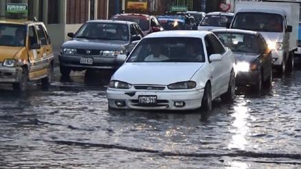 Desembolsan presupuesto para parchado de vías dañadas por lluvias