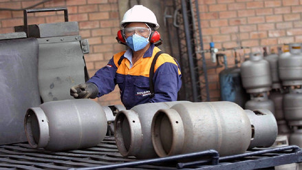 Opecu: Balón de gas se vende a altos precios en Lima y en provincias