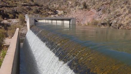 Arequipa: sistema de represas supera el 80% de capacidad de almacenamiento