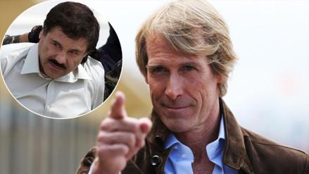 Sony quiere a Michael Bay para película sobre 'El Chapo'