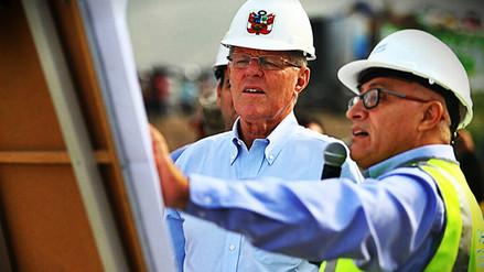 """PPK: """"La planta de Huachipa está a medio hacer"""""""