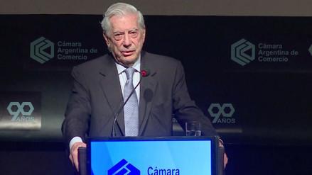 Vargas Llosa envía sentido mensaje de solidaridad a los piuranos