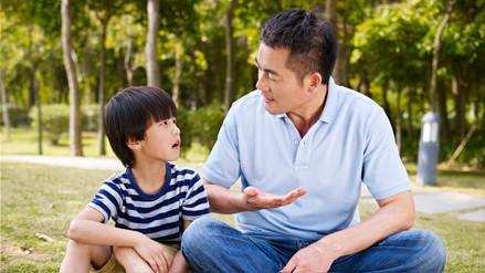 Explicación de los desastres naturales a los niños depende de su edad