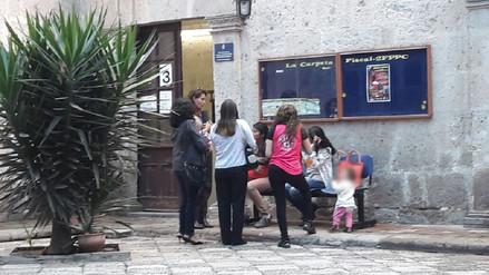 Capturan a padrastro que realizó tocamientos a niña de tres años