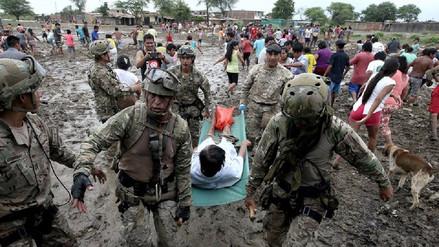 Fotos | Así es el trabajo de las Fuerzas Armadas para ayudar a los damnificados