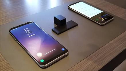 Estas son las primeras impresiones del Samsung S8 y S8 Plus