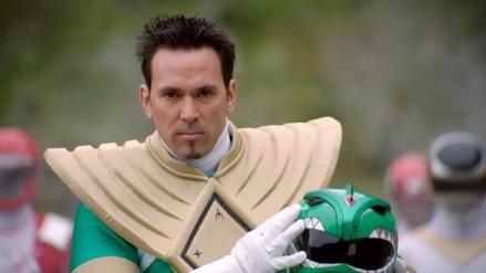 Actor de la serie original es expulsado del estreno de los Power Rangers
