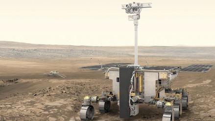 La misión ExoMars 2020 ya tiene dos posibles puntos de aterrizaje