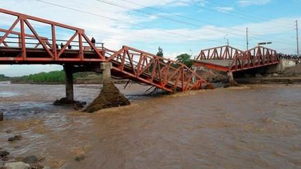 Virú: en tres semanas MTC instalará puente Bailey