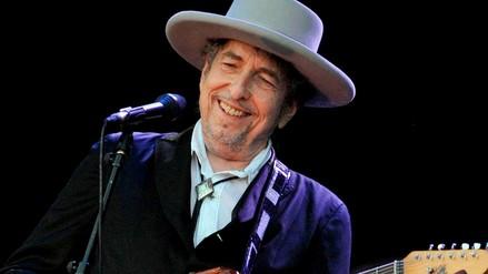 Bob Dylan finalmente acordó recibir el premio Nobel de Literatura