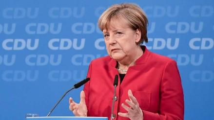Ángela Merkel: