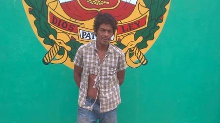 Policía capturó a sujeto que mantenía en zozobra a pobladores de ... - RPP Noticias