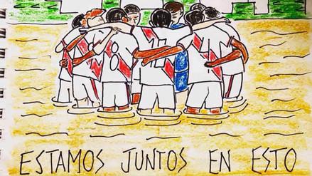 Cómo el triunfo de Perú en el fútbol, ayuda a la reconstrucción del país