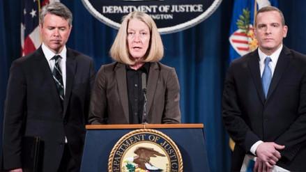 Funcionaria estadounidense fue detenida por colaborar con la Inteligencia china