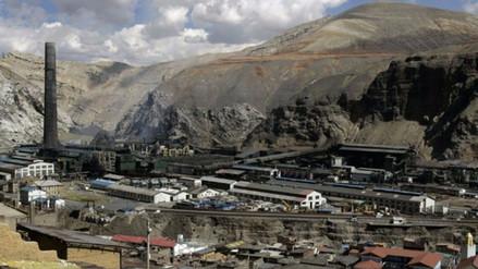Se frustra tercera subasta del Complejo Metalúrgico La Oroya