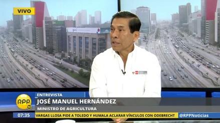 """José Manuel Hernández: """"Santa María no vino recomendada"""""""
