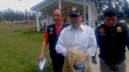 Capturan a excajero implicado en robo a programas Pensión 65 y Juntos