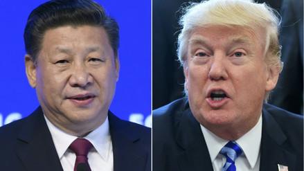 Xi Jinping se reunirá en EE.UU. con Donald Trump en abril