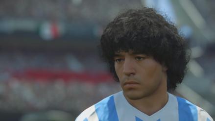 Diego Maradona denunciará a empresa Konami por el juego PES 2017