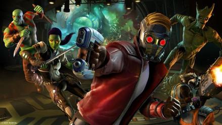 Mira el tráiler del videojuego de Guardianes de la Galaxia
