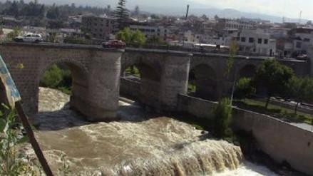 Arequipa: alertan incremento de caudal del río Chili