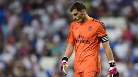 Iker Casillas afirmó haberse callado para no montar un circo en el Madrid