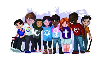 Una adolescente crea este doodle y Google la premia con 30 mil dólares