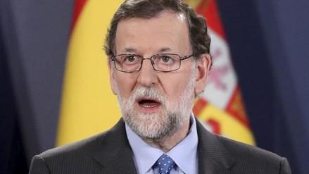 """Rajoy sobre Venezuela: """"Si se rompe la división de poderes, se rompe la democracia"""""""
