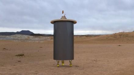 En Chile crean una máquina que permite convertir el aire en agua
