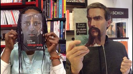 Libros en Instagram o cómo encajar nuestra cara en una portada