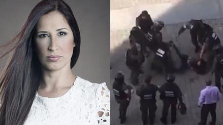 Militares venezolanos agreden a periodista que cubría manifestaciones