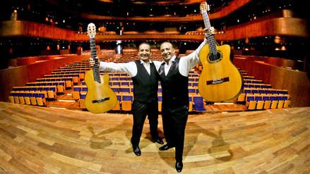 Dúo Gaitán Castro celebrará aniversario en el Gran Teatro Nacional