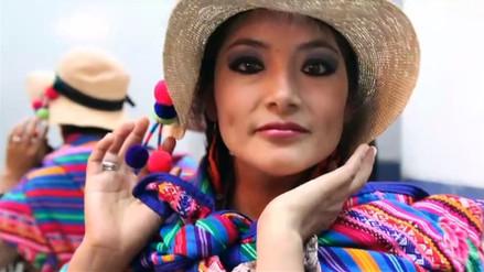 Magaly Solier es acreditada por la Unesco como 'Artista por la Paz'