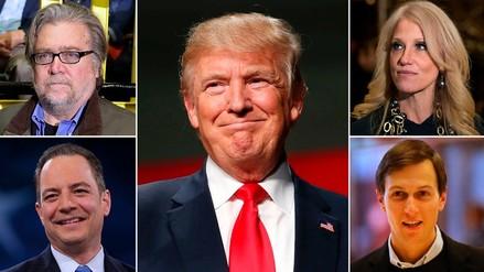 La Casa Blanca reveló la fortuna de los miembros del gobierno de Trump