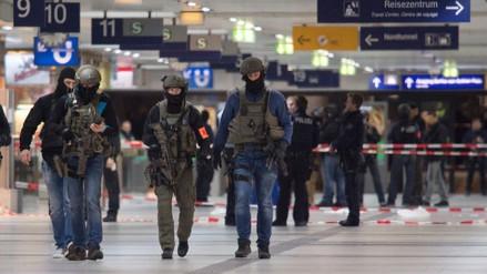 Detienen en Alemania a un sirio que planeaba un atentado