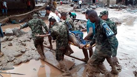 Tragedia en Colombia: 311 muertos por una avalancha en Mocoa