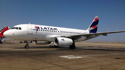 Avión de LATAM que viajaba a Arequipa regresó a Lima por falla técnica