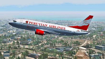 Avión de Peruvian Airlines que viajaba a Cusco retornó a Lima por falla técnica