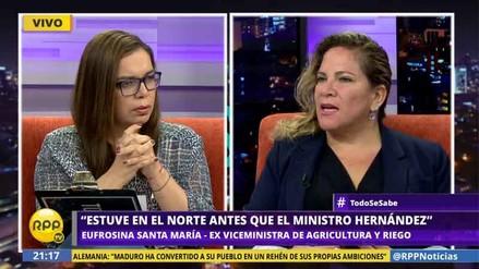 Eufrosina Santa María: