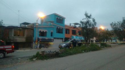 Tres heridos dejó balacera cerca de colegio en Paucarpata