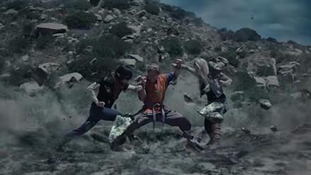 Vídeo | Estrenan adelanto de Dragon Ball Z: Light of Hope